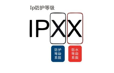 IP防尘防水等级